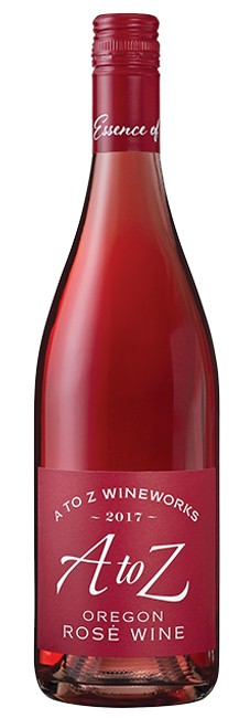 2017 A to Z Wineworks Rosé