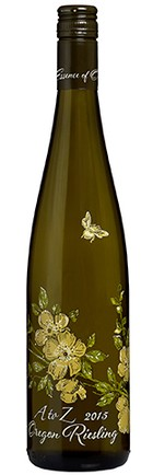 2015 A to Z Wineworks Riesling
